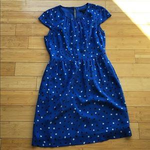 J.Crew - Silk Dress - Size 4
